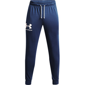 Under Armour Rival Terry Joggers Men, blu